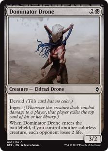 Dominator Drone [BFZ]