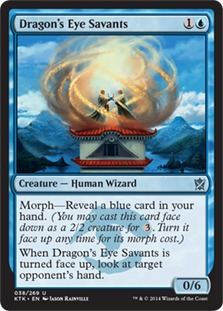 Dragon's Eye Savants [KTK]
