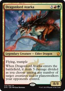 Dragonlord Atarka [DTK]