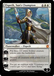 Elspeth, Sun's Champion [THS]