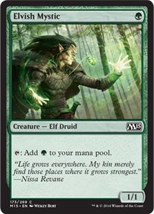 Elvish Mystic [M15]