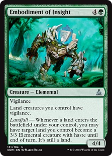 Embodiment of Insight [OGW]