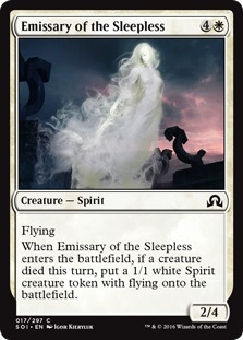 Emissary of the Sleepless [SOI]