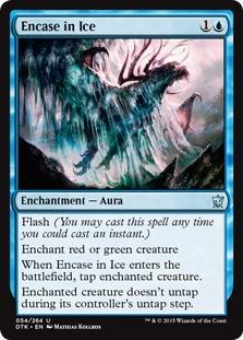 Encase in Ice