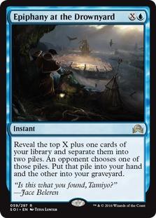 Epiphany at the Drownyard [SOI]