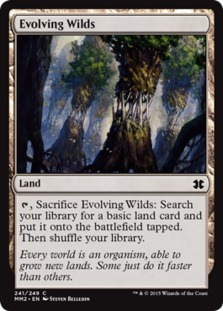 Evolving Wilds [MM2]