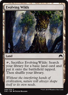 Evolving Wilds [ORI]