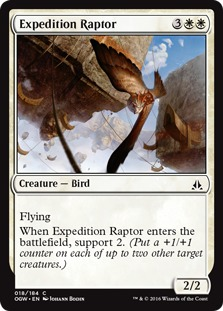 Expedition Raptor [OGW]