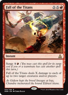 Fall of the Titans [OGW]