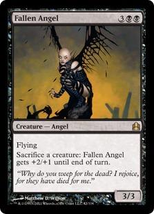 Fallen Angel [CMD]