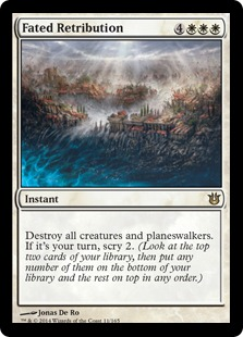 Fated Retribution [BNG]