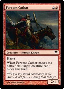 Fervent Cathar [AVR]
