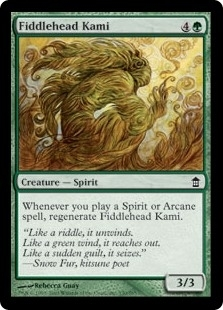 Fiddlehead Kami [SOK]