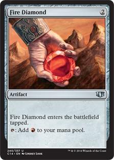Fire Diamond [C14]
