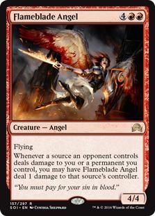 Flameblade Angel [SOI]