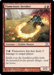 Flamewave Invoker [10E]