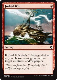 Forked Bolt [DDP]