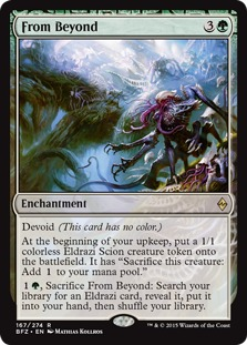 From Beyond [BFZ]