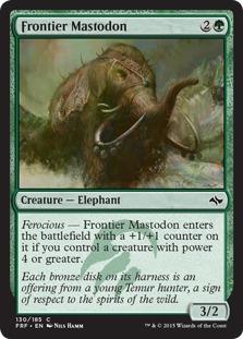 Frontier Mastodon [FRF]