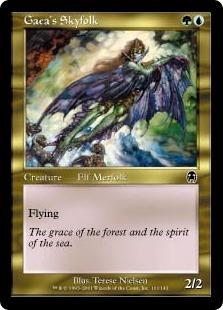 Gaea's Skyfolk [AP]