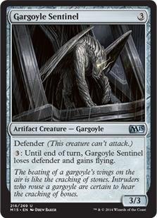 Gargoyle Sentinel [M15]