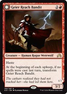 Geier Reach Bandit [SOI]