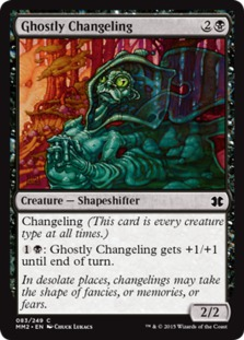 Ghostly Changeling [MM2]