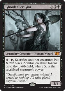 Ghoulcaller Gisa [C14]
