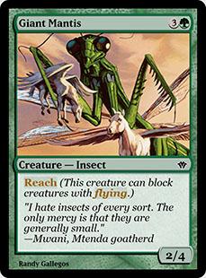Giant Mantis [VMA]