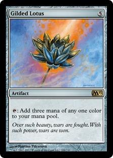 Gilded Lotus [M13]
