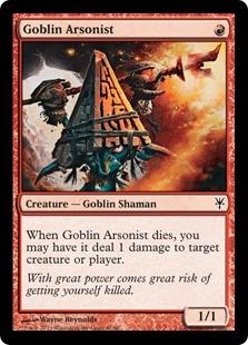 Goblin Arsonist [DDK]