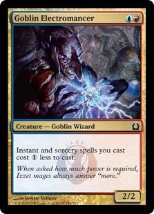 Goblin Electromancer [RTR]