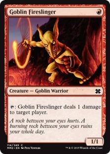Goblin Fireslinger [MM2]