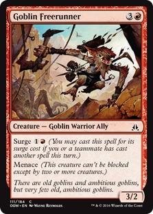 Goblin Freerunner [OGW]