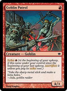 Goblin Patrol [VMA]
