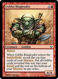 Goblin Ringleader [VMA]