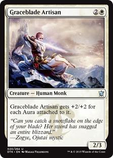 Graceblade Artisan [DTK]