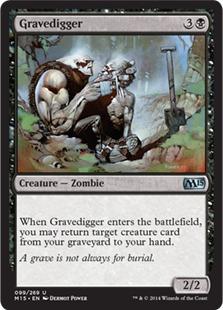 Gravedigger [M15]