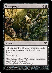 Gravepurge [DKA]