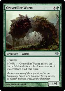 Gravetiller Wurm [DKA]