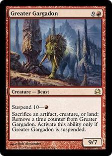 Greater Gargadon [MMA]