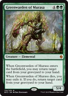 Greenwarden of Murasa [BFZ]