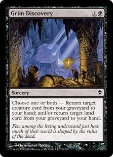 Grim Discovery [ZEN]