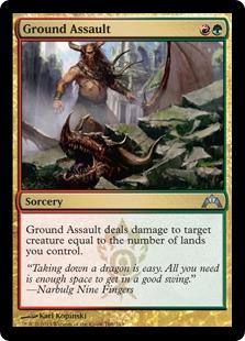 Ground Assault [GTC]