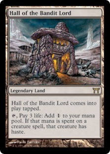Hall of the Bandit Lord [CHK]