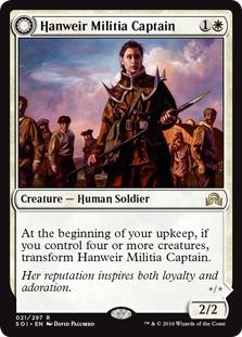 Hanweir Militia Captain [SOI]