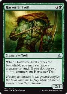 Harvester Troll [OGW]