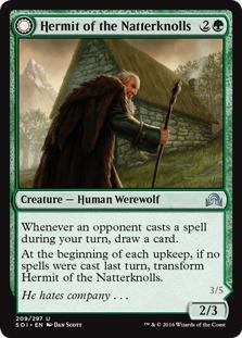 Hermit of the Natterknolls [SOI]