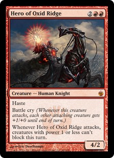 Hero of Oxid Ridge [MBS]