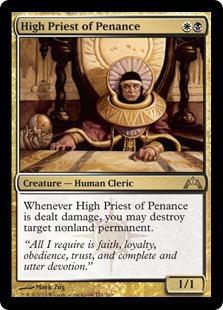 High Priest of Penance [GTC]